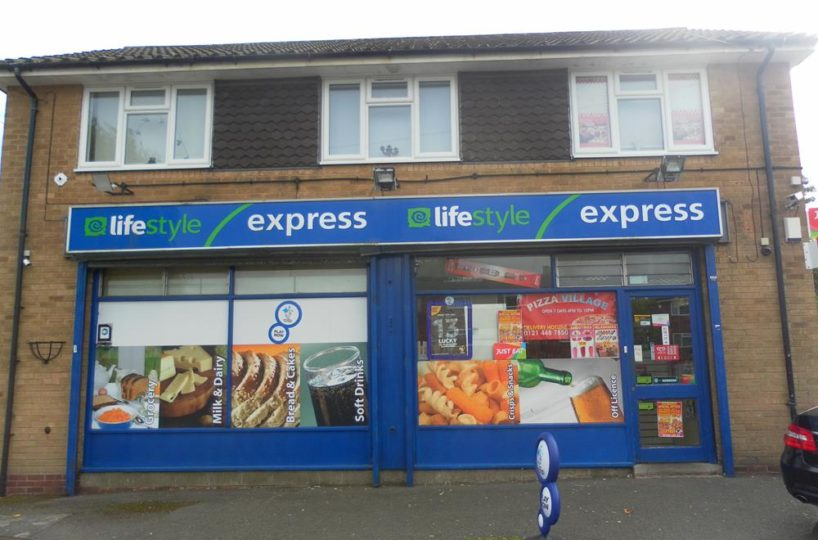Leasehold Convenience Store & Pizza Takeaway Located In Water Orton