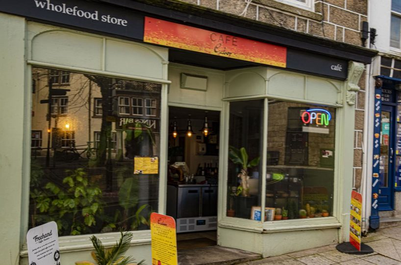 Leasehold Tapas Bar/Restaurant and Coffee Shop Located In Penryn