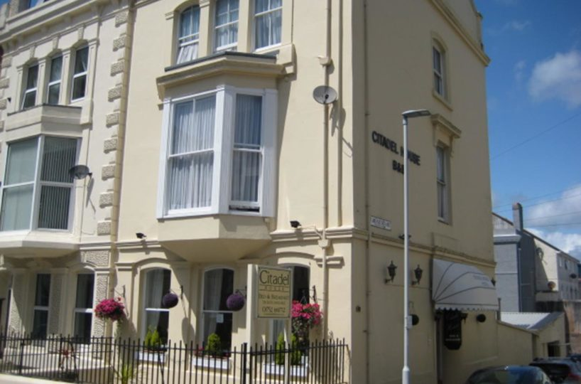 13 Bedroom Hotel Located In Plymouth
