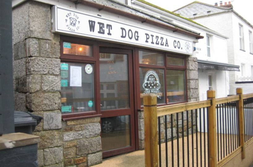 Leasehold Pizza Takeaway Located In Newquay