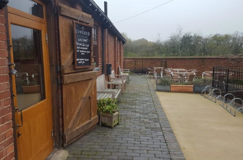 Licensed Cafe and Tea Rooms Located In Wooton Wawen