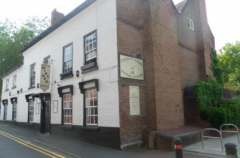 Leasehold Free Of Tie Restaurant and Wine Bar In Droitwich Spa