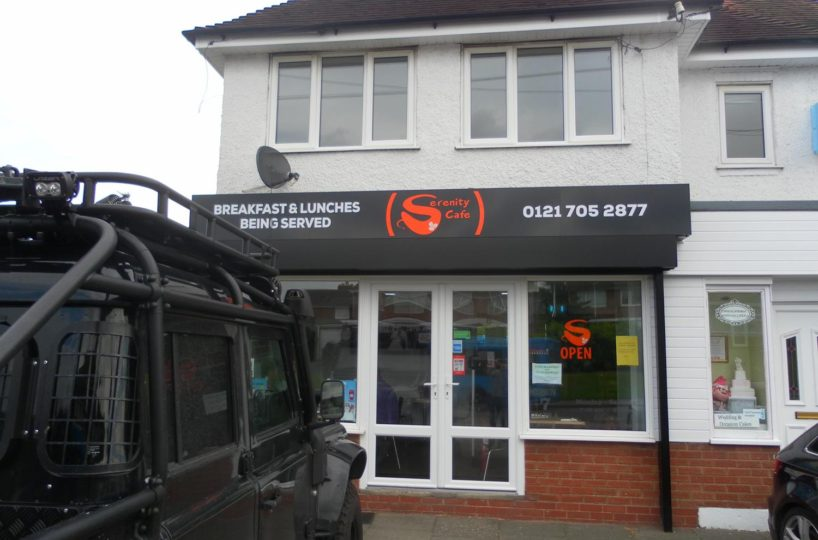 Cafe Located In Solihull