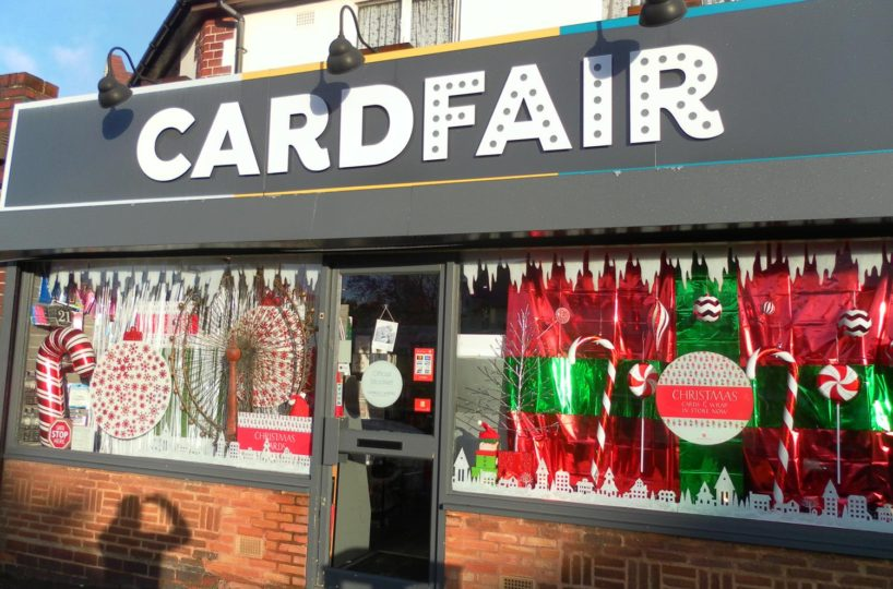 Greeting Cards/Balloons/Gifts and Traditional Sweets Shop Located In Solihull