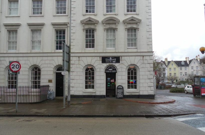 Leasehold Fish and Chip Restaurant/Takeaway Located In Exeter