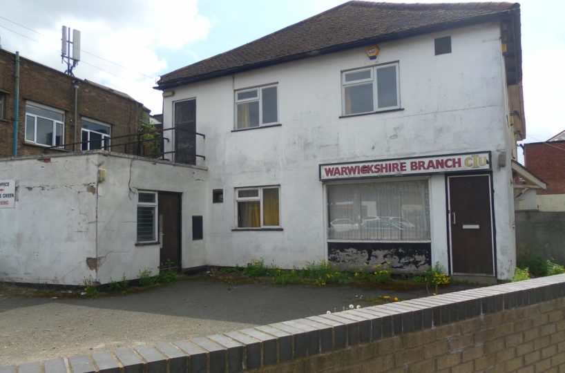 Freehold Commercial Property Located In Coventry