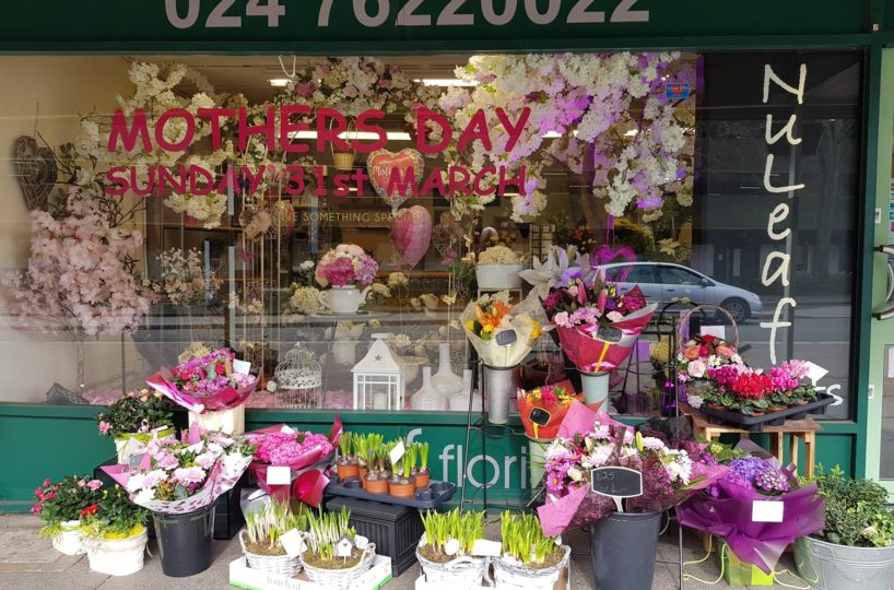 Leasehold Florists Located In Coventry