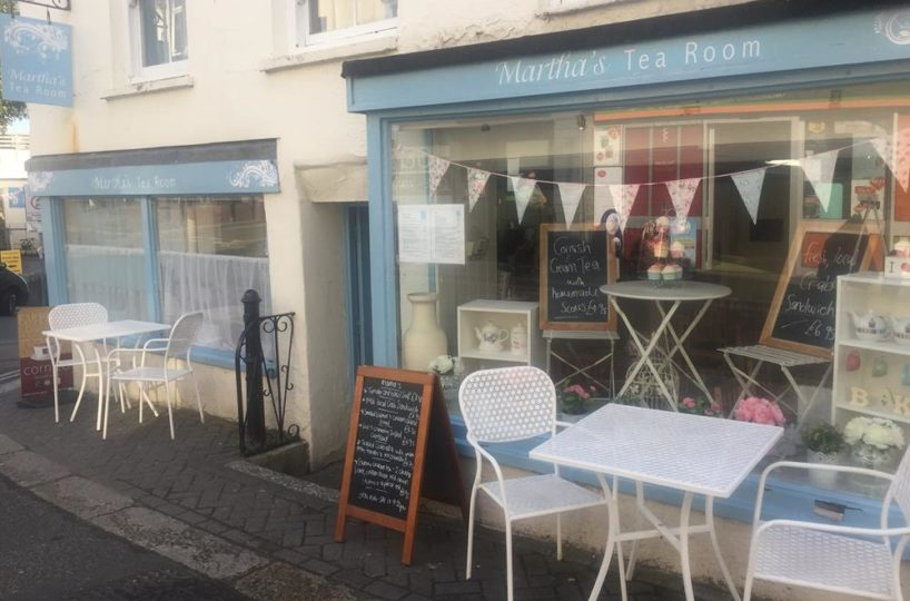 Tea Rooms and Cafe In Newquay