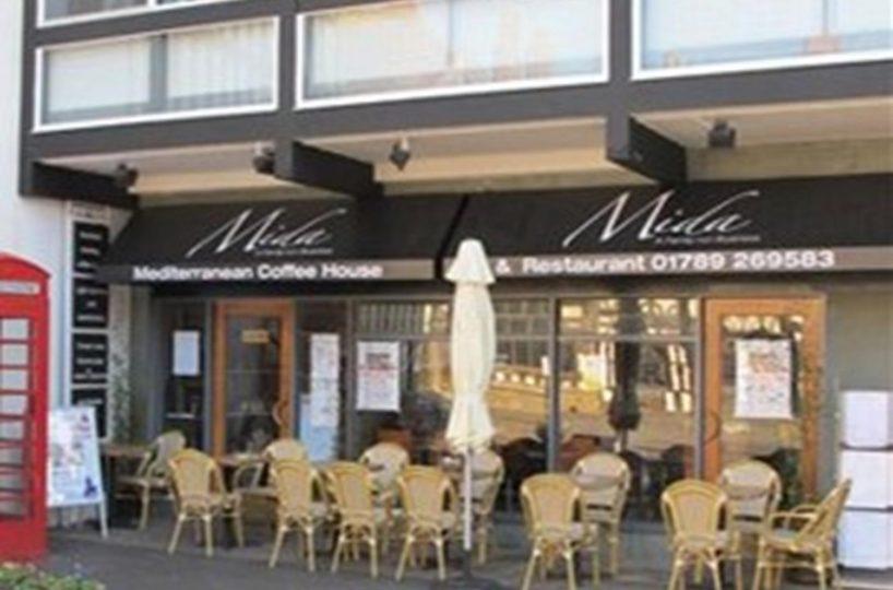 Licensed Mediterranean Restaurant and Bar Located In Stratford Upon Avon
