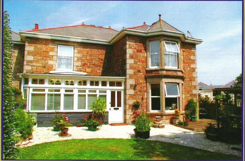 6 Bedroom Care Home Located In Camborne
