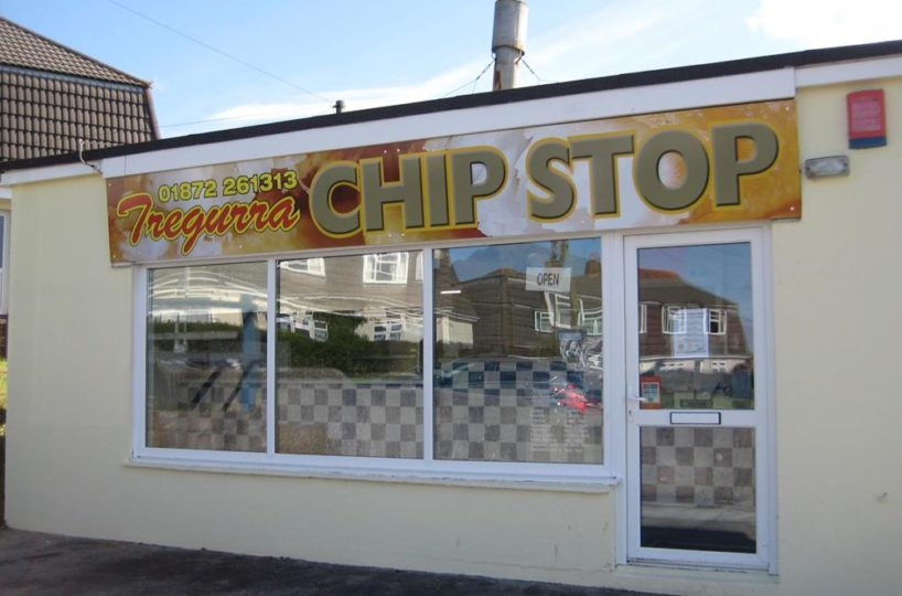 Established Fish and Chip Shop In Truro