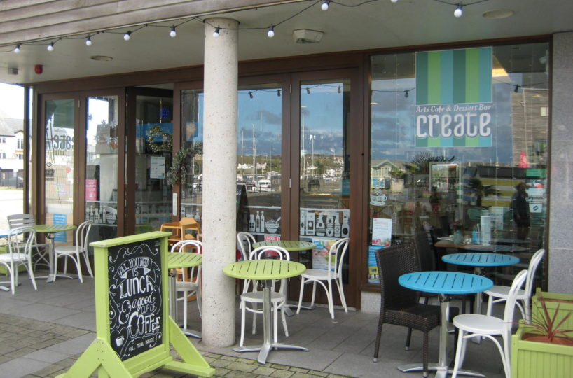 Leasehold Cafe and Dessert Bar In Falmouth (Licensed)