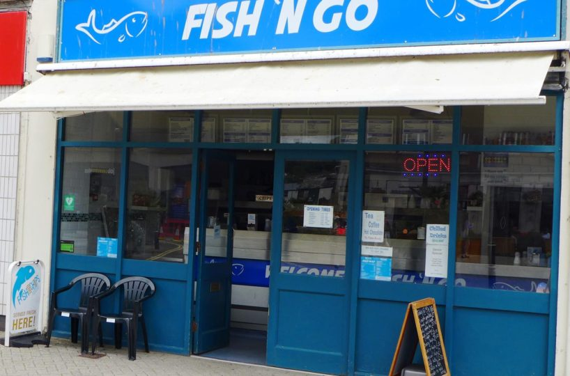 Leasehold Fish and Chip Takeaway Located In Truro
