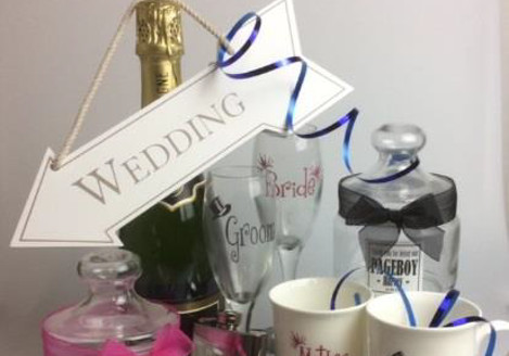 On-Line Relocatable Wedding and Occasions Gift Business
