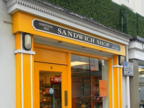 A3 Sandwich Bar and Outside Catering Business In Leamington Spa