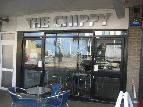Traditional Fish and Chip Shop Restaurant and Takeaway In Newquay