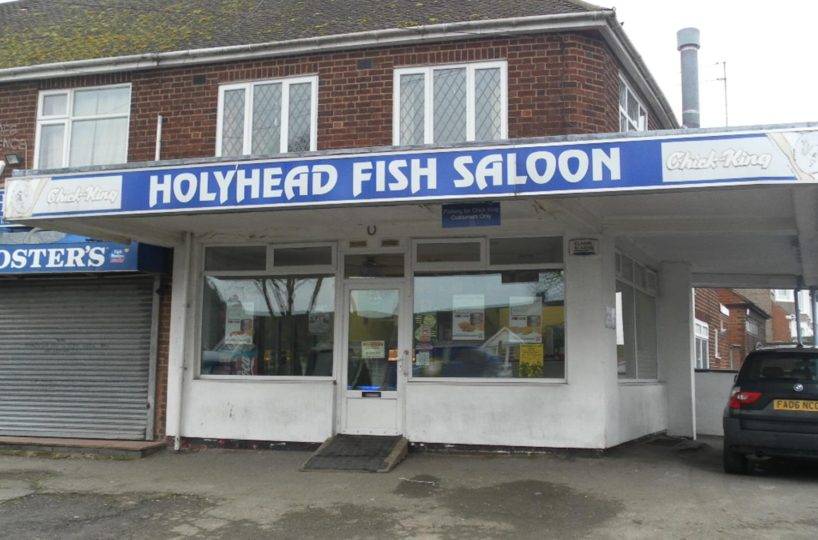 Fish and Chip Shop