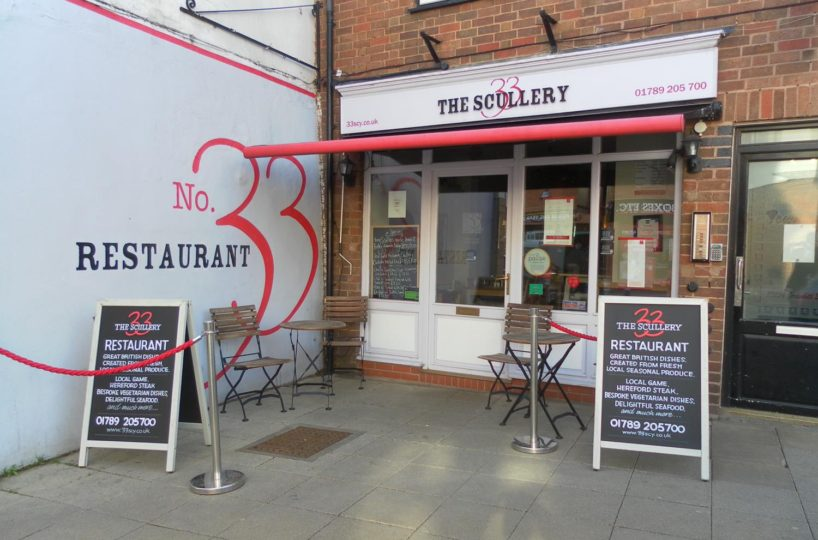 A3 Restaurant Located In Stratford Upon Avon