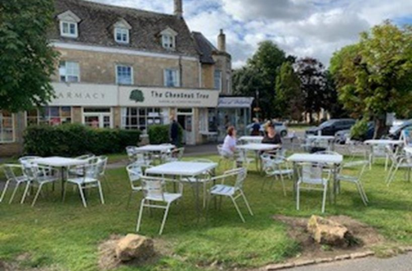Leasehold Tea Rooms and Restaurant Located In Bourton-on-the-Water
