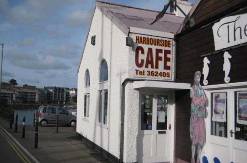 Leasehold Cafe Located In Penzance