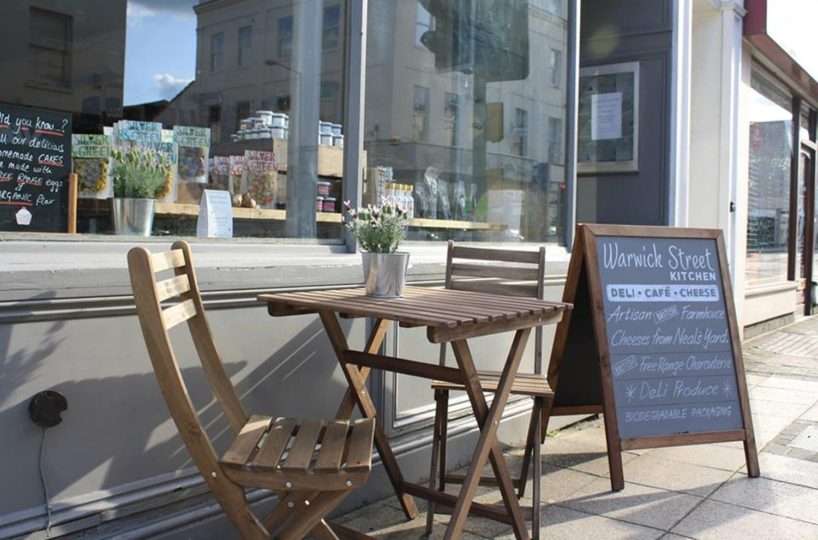 Licensed Cafe and Deli In Leamington Spa