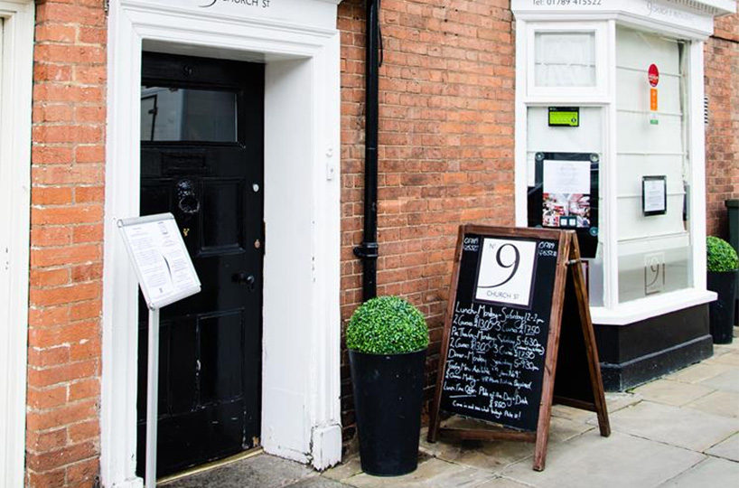 Licensed Restaurant Located In Stratford Upon Avon