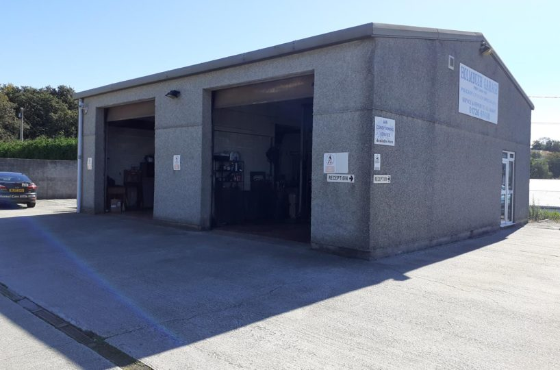 Leasehold Garage Services Business Located In St Austell