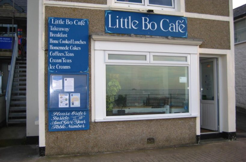 Leasehold Cafe Located In Sennen Cove