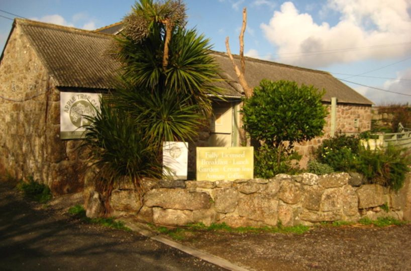 Leasehold Cafe & Restaurant Located In Sennen