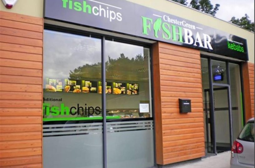 Leasehold Fish & Chip Takeaway Located In Derby