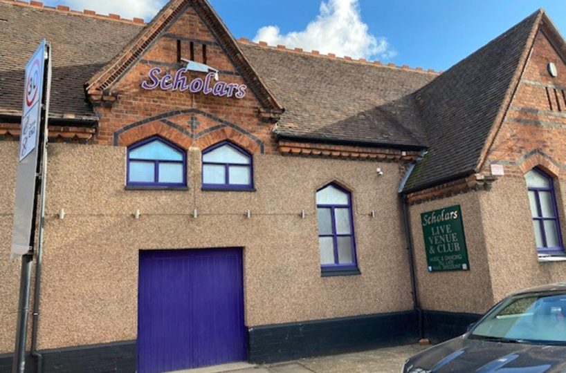 Leasehold Bar & Music Venue Located In Coventry