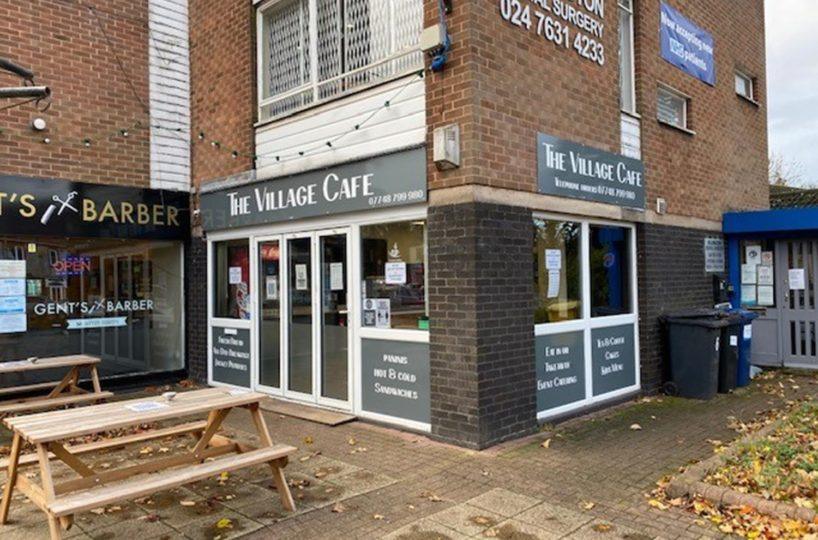 Leasehold Café & Takeaway Located In Bulkington