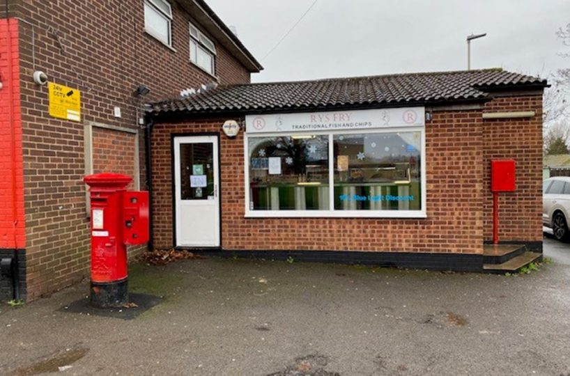Leasehold Traditional Fish & Chip Takeaway Located In Gloucester