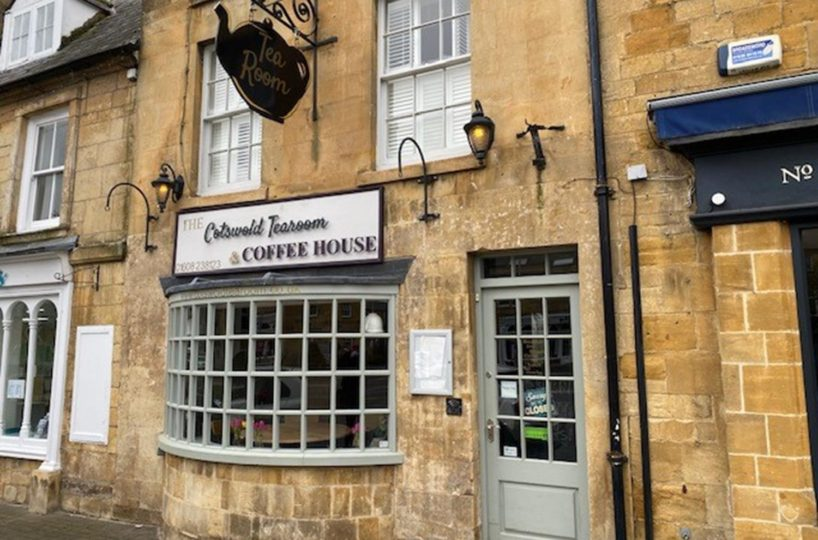 Leasehold Tea Rooms Located In Moreton In Marsh