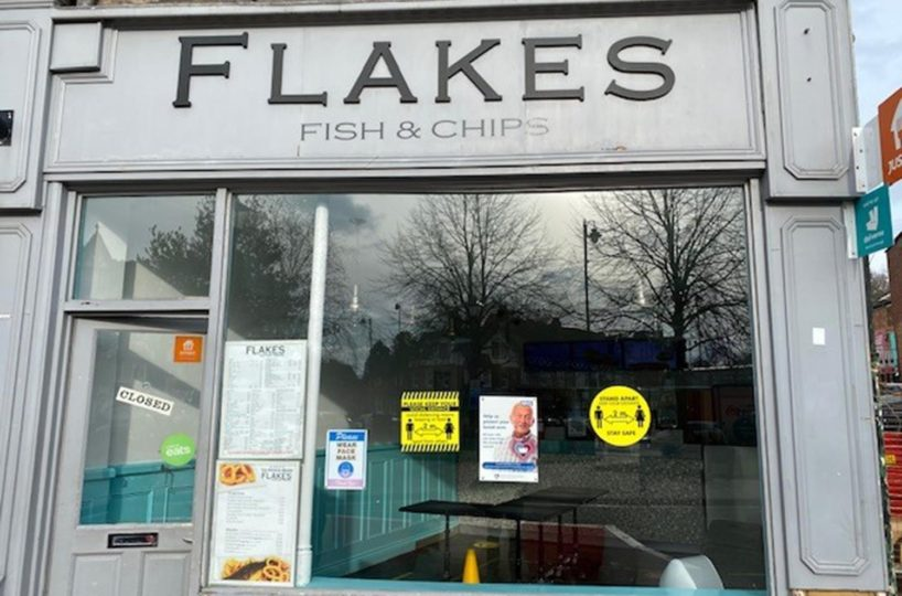 Leasehold Fish & Chip Takeaway Located In Moseley