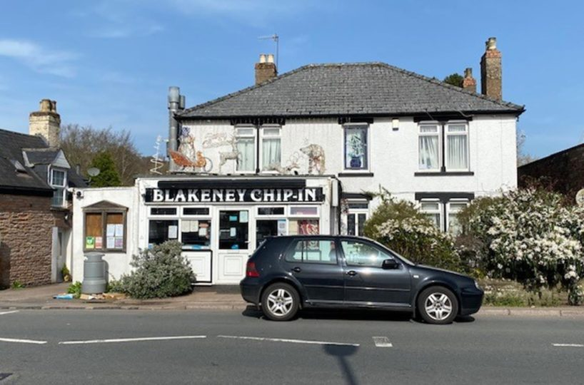 Established Leasehold Fish & Chip Takeaway Located In Blakeney, Gloucestershire