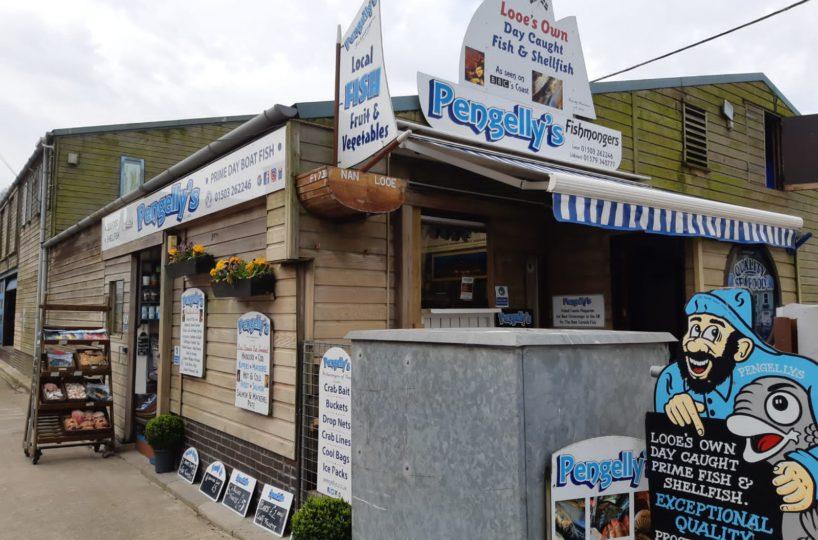 Leasehold Fish Mongers/Merchants Located In Looe & Liskeard