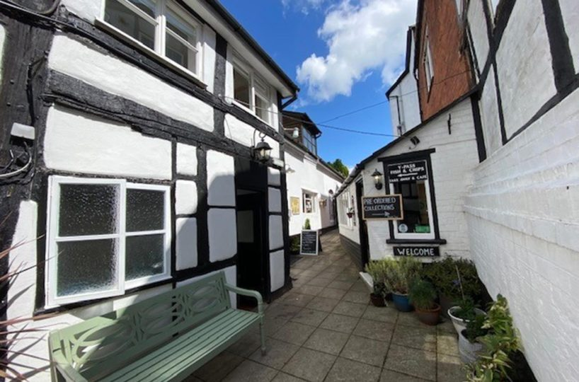 Leasehold Fish & Chip Restaurant & Takeaway Located In Ledbury