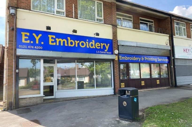 Freehold Ground Floor Commercial Property Located In Shirley