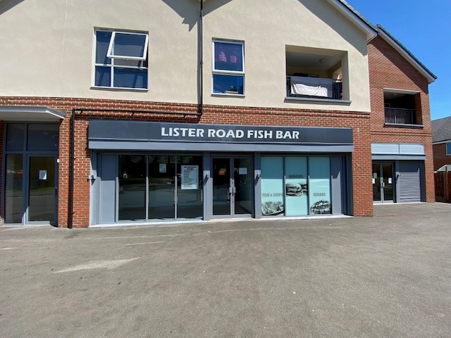 Leasehold Fish & Chip Takeaway Located In Atherstone