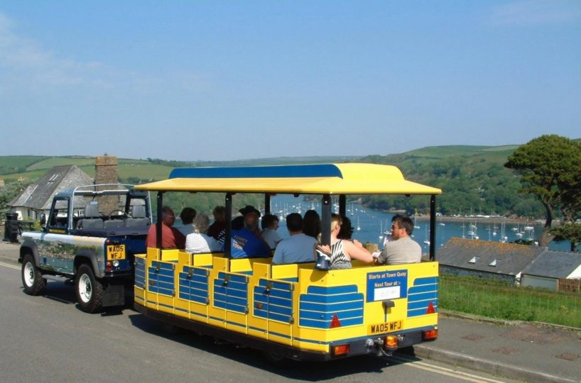 Licenced Tourist Road Train Located In Fowey