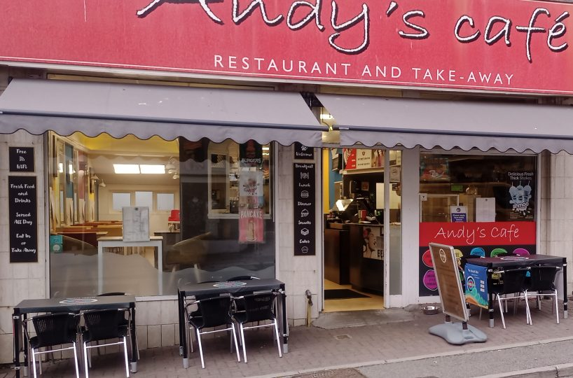 Leasehold Café Located In Newquay