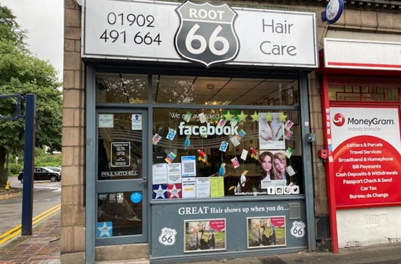 Freehold Unisex Hair Salon Located In Bilston