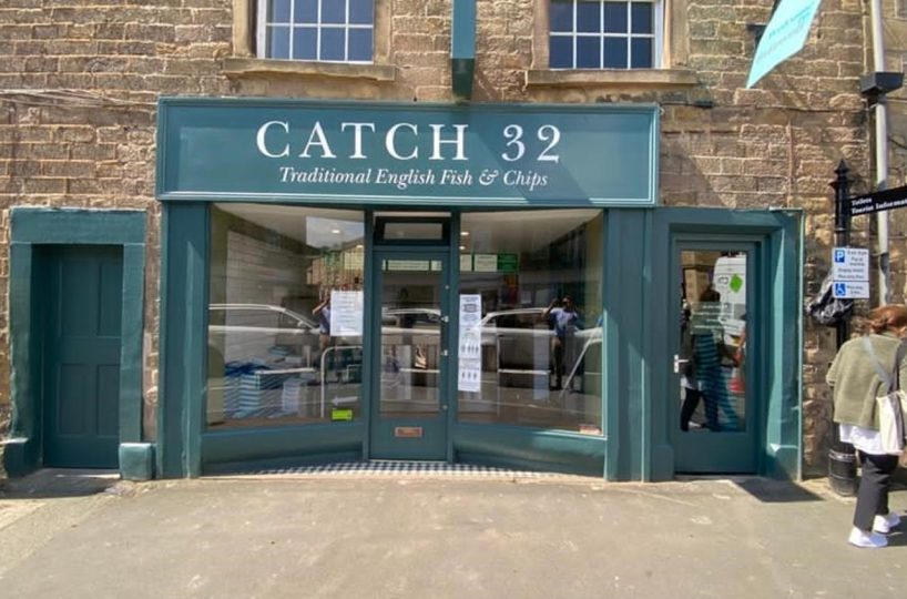 Leasehold Traditional Fish & Chip Restaurant & Takeaway Located in Bakewell