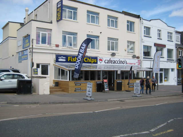 Freehold Fish & Chip Takeaway & Restaurant Located In Newquay