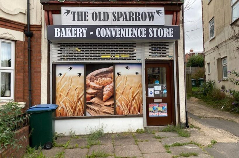 Leasehold Convenience Store & Bakery Located In Earsldon