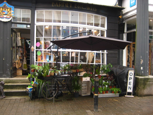 Retail Business Located In Falmouth
