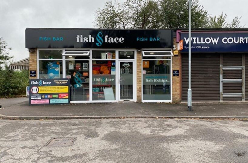 Leasehold Fish & Chip Takeaway Located In Lichfield