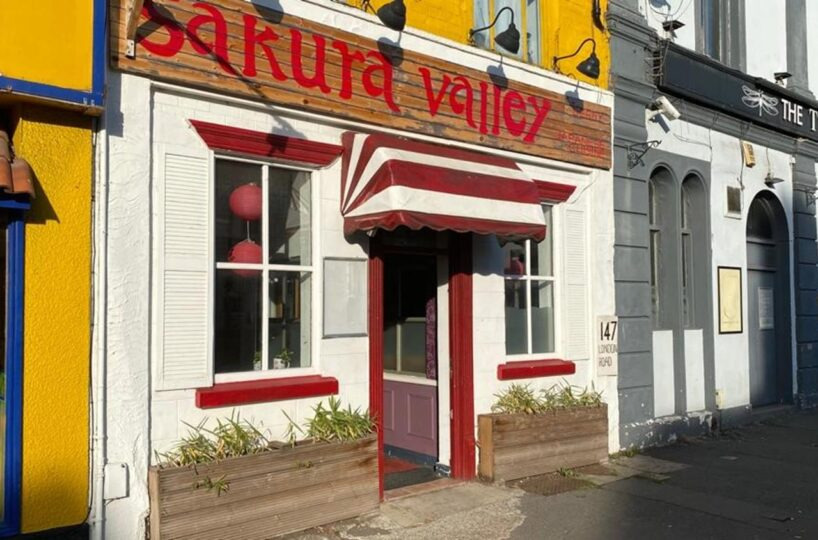 Leasehold Japanese Restaurant & Takeaway located in Derby