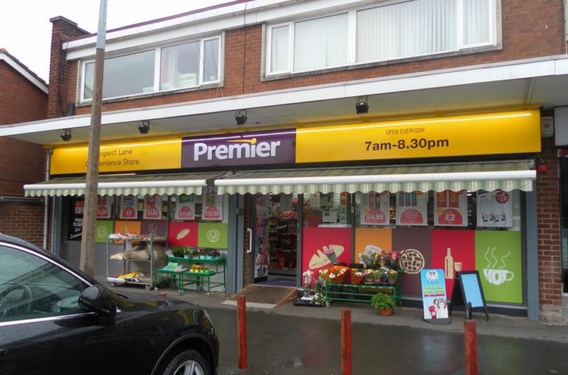 Leasehold Convenience Store/Sandwich Bar Located In Solihull